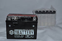 Аккумулятор 12V 3Ah кислотный (113х70х85) UTX4L-BS BATTERY