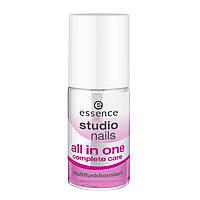 Мультифункциональное средство по уходу за ногтями Essence Studio Nails All In One