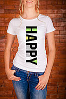 Футболка Happy, фото 1