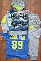 Трикотажные спортивные костюмы тройки для мальчиков.Размеры 1-5,фирма CROSSFIRE.Венгрия, фото 1