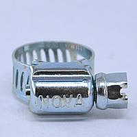 Хомут червячный  Nova (Хомут металевий черв'ячний) 20-30 мм, фото 1