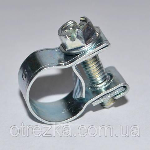 Хомут металлический Mini Optima (Хомут металевий міні) 9-11 мм