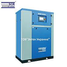 SCR15XA спиральный безмасляный компрессор SCR. Мощность 11 кВт. Давление 8 и 10 бар.