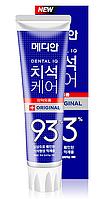 Зубная паста для снятия налета и отбеливания Median Dental Cosmetic Original 93% Профилактика кариеса (синяя)