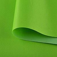 Ткань сумочная ПВХ 420 D салатовая ш.150 (22120.072)