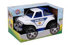 """Машинка """"Внедорожник полиция"""" ТехноК"""
