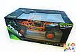Спортивная машинка багги на радиоуправлении, аккумулятор, 2WD, резиновые колеса, плавный ход YED1702, фото 6