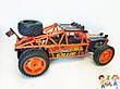 Спортивная машинка багги на радиоуправлении, аккумулятор, 2WD, резиновые колеса, плавный ход YED1702, фото 2