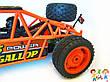 Спортивная машинка багги на радиоуправлении, аккумулятор, 2WD, резиновые колеса, плавный ход YED1702, фото 4