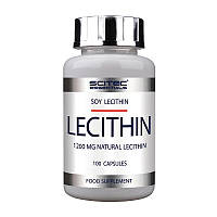 Витамины Scitec Nutrition Lecithin 100 caps