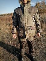 """Зимний костюм для охоты и рыбалки мембрана """" Хаки"""""""