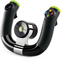 Беспроводной гоночный руль для Xbox 360