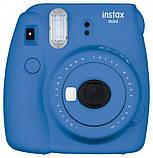 Набор: Камера моментальной печати Fujifilm Instax Mini 9 + Чехол, Линзы, Рамки, Альбом, Стикеры + 2x Пленки, фото 2