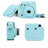 Набір: Камера моментальної друку Fujifilm Instax Mini 9 + Чохол, Лінзи, Рамки, Альбом, Стікери + 2x Плівки, фото 3