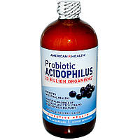 Пробиотики, American Health, (472 мл.)