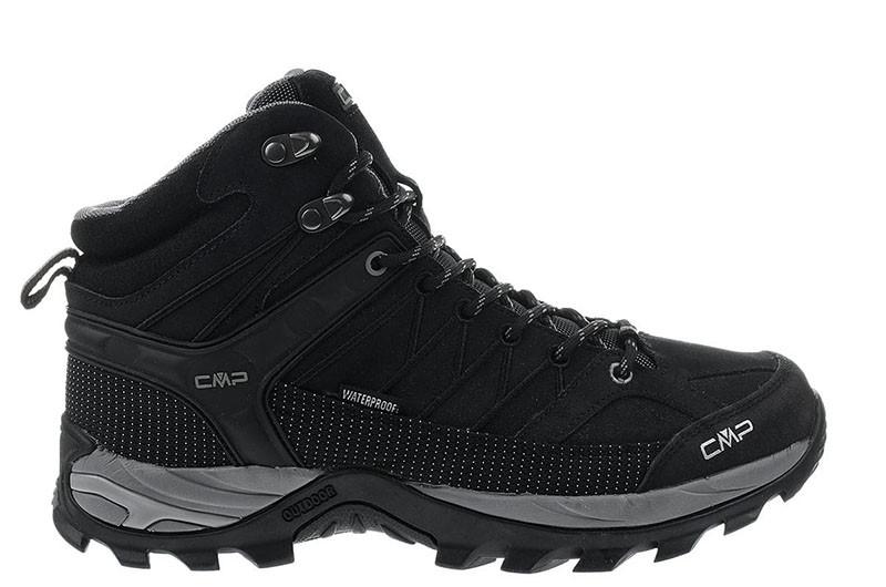 Ботинки мужские Cmp Rigel Mid Trekking Shoes Wp (3q12947-73uc)