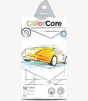 """Карандаши Marco """"ColorCore"""" (new), 12 цветов, шестигранные, d=4.0, 3000-12CB-A"""