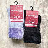 Носки женские шерстяные Kardesler, фото 4