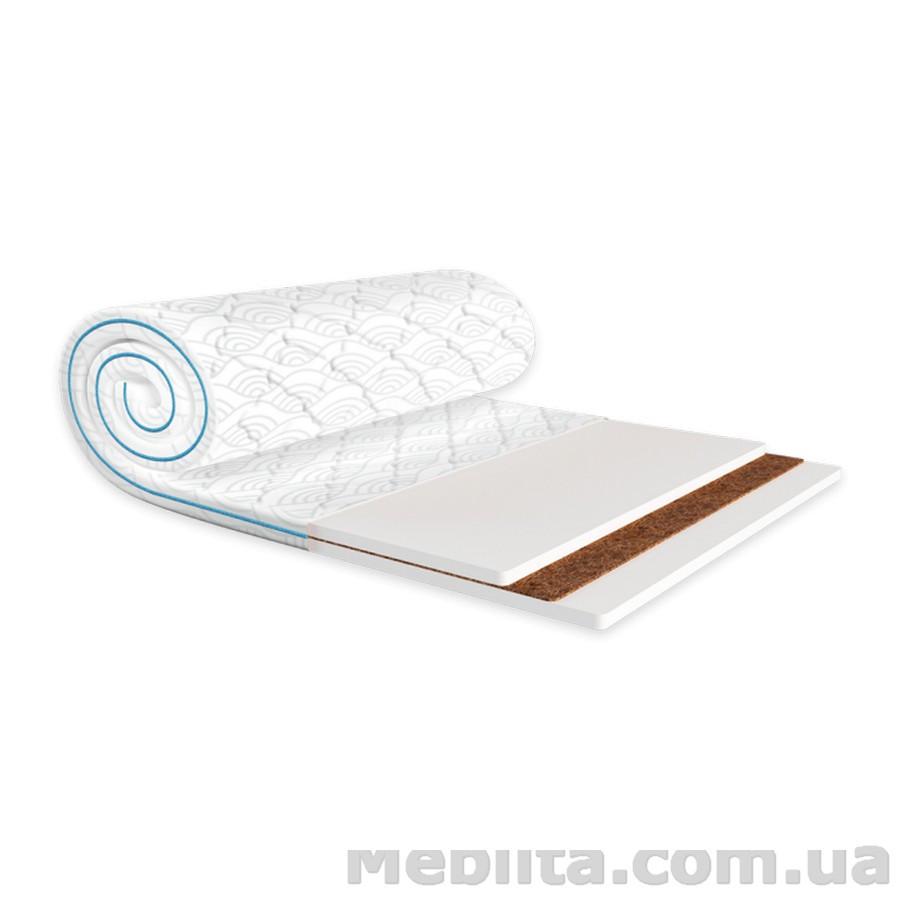 Мини-матрас Sleep&Fly mini FLEX KOKOS жаккард 90х200 ЕММ