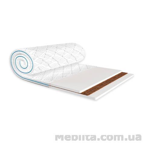 Мини-матрас Sleep&Fly mini FLEX KOKOS жаккард 90х200 ЕММ, фото 2