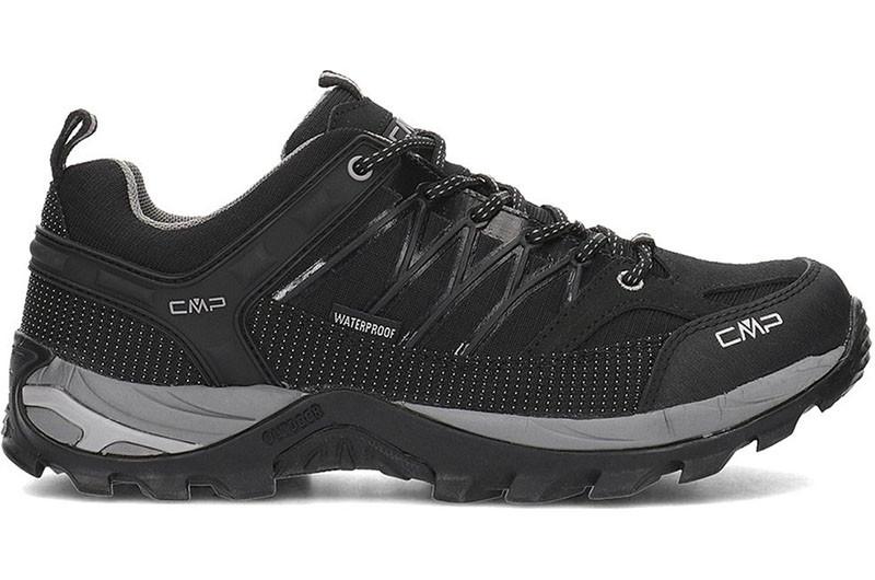Ботинки мужские Cmp Rigel Low Trekking Shoes Wp (3q54457-73uc)
