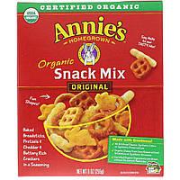 Ассорти из кроликов, Organic Snack Mix Bunnies, Annie's Homegrown, 255 гр.