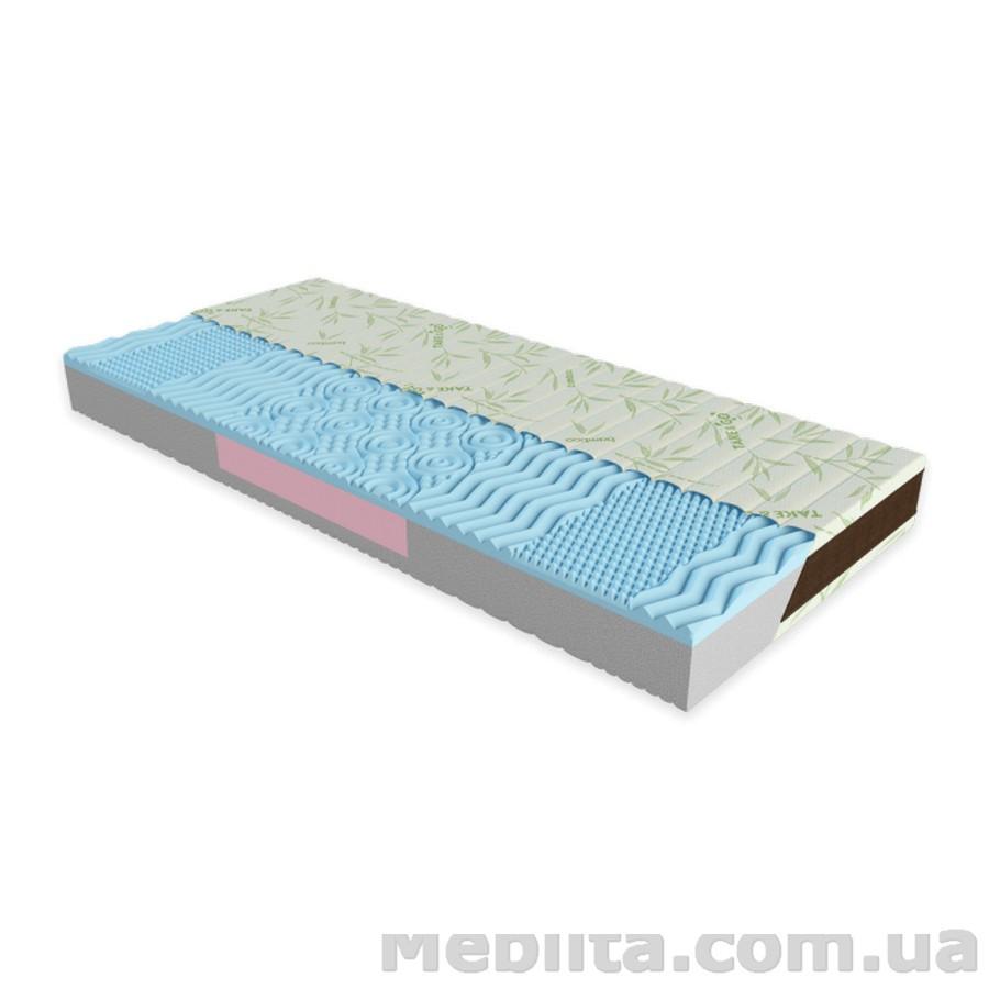 Ортопедический матрас Take&Go Bamboo NEO BLUE 160х200 ЕММ