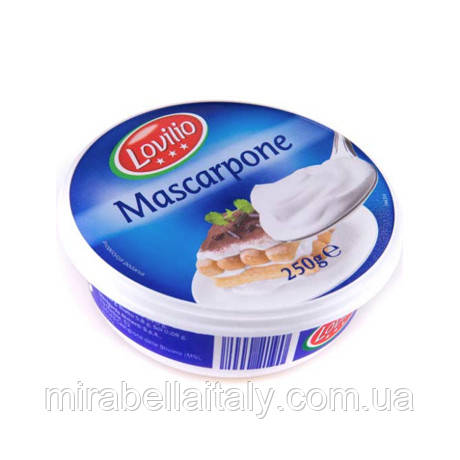Сыр Mascarpone Lovilio 250 гр