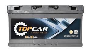 Top Car 6СТ-100 Premium Автомобильный аккумулятор