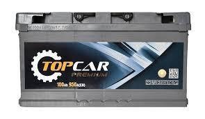 Top Car 6СТ-100 Premium Автомобильный аккумулятор, фото 2