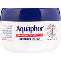 Лечащая мазь, защита для кожи, Aquaphor, 99 г