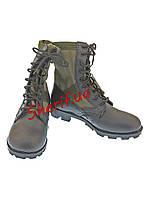 Берцы летние тактические MIL-TEC US Jungle Panama Tropical Boots Olive, 12826001