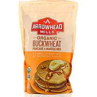 Гречневая смесь для выпекания блинов и вафлей, Arrowhead Mills, 737 г