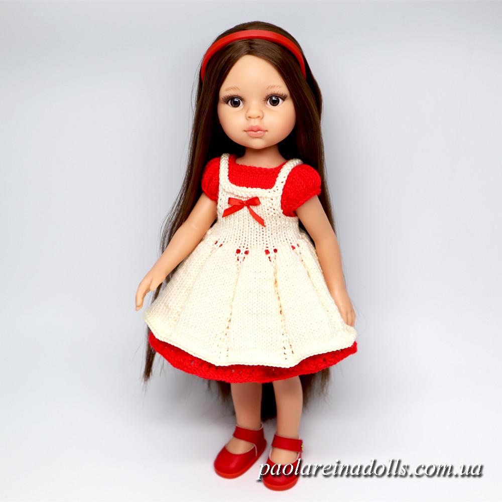 """Наряд """"Подружка"""" для кукол Паола Рейна"""