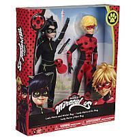 Набор кукол Miraculous Lady Noir и Mister Bug серии Леди Баг и Супер Кот 39814, фото 8