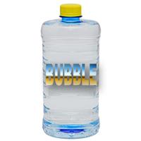 Жидкость для генератора мыльных пузырей BUBBLES STANDARD 1L