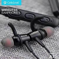 Bluetooth наушники Celebrat A15 | Super Bass