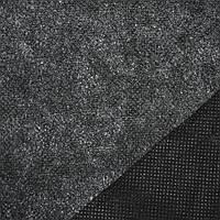 Флизелин неклеевой (спанбонд) черный, плотность 30, ш.160 (22703.021)