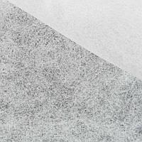 Флизелин неклеевой (спанбонд) белый, плотность 30, ш.160 (22703.022)
