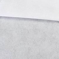 Флизелин неклеевой (спанбонд) белый, плотность 50, ш.160 (22705.088)