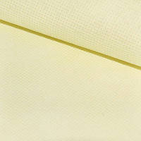 Флизелин неклеевой (спанбонд) кремовый, плотность 60, ш.160 (22706.006)