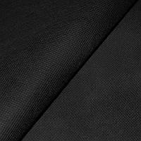 Флизелин неклеевой (спанбонд) черный, плотность 60, ш.160 (22706.080)