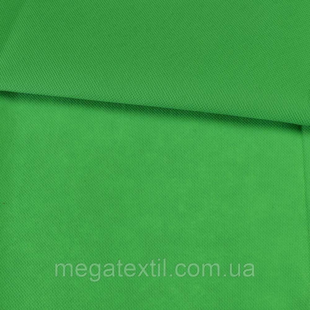 Флізелін неклеевой (спанбонд) салатовий ультра, щільність 70, ш.160 (22707.077)