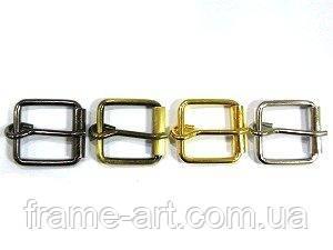 3598 Пряжка собачья 3,5*25*25мм золото