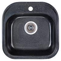 Кухонная мойка Fosto 4849 kolor 420 (FOS4849SGA420), фото 1