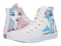 Кроссовки/Кеды Converse Chuck Taylor® All Star® Frozen Collection (Hi) White/Multi/White