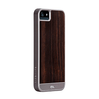 ЧЕХОЛ-КРЫШКА CASE-MATE CM022434, CRAFTED WOODS, APPLE, IPHONE 5/5S, ПОЛИСАНДР