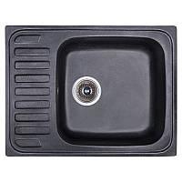 Кухонная мойка Fosto 6449 kolor 420 (FOS6449SGA420), фото 1