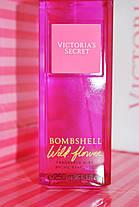 Мист BOMBSHELL WILD FLOWER парфюмированный от Victoria's Secret, фото 3