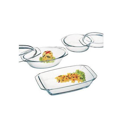 "Набір посуду ""Simax"", 3 предмета (1,5 л, 2,4 л, 2,4 л), COLOR, s302, фото 2"
